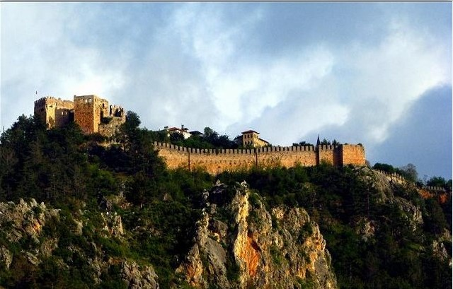 Alanya Castle - Turkey Travel Guide