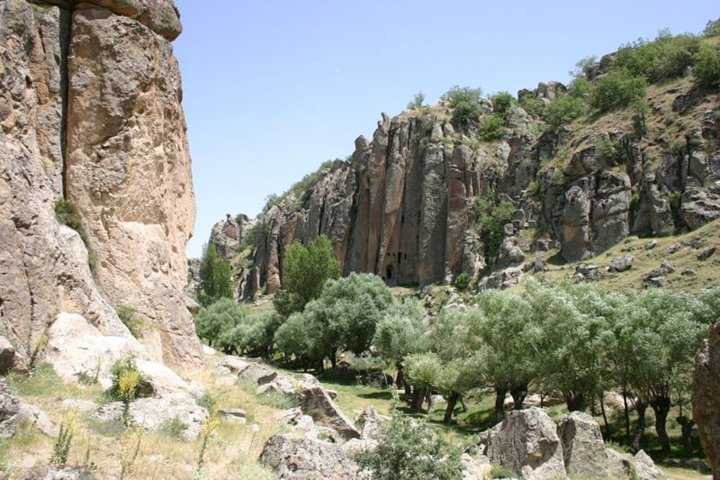 The monastery Valley - Turkey Travel Guide