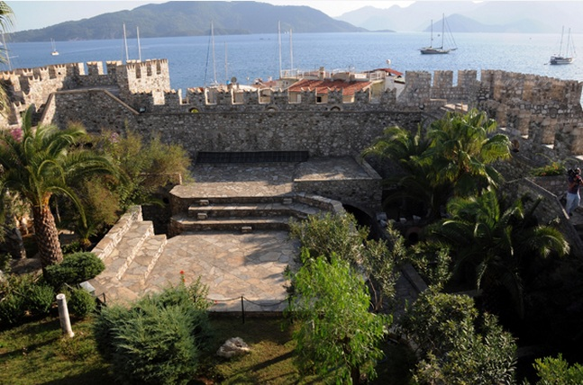 Marmaris Castle - Turkey Travel Guide