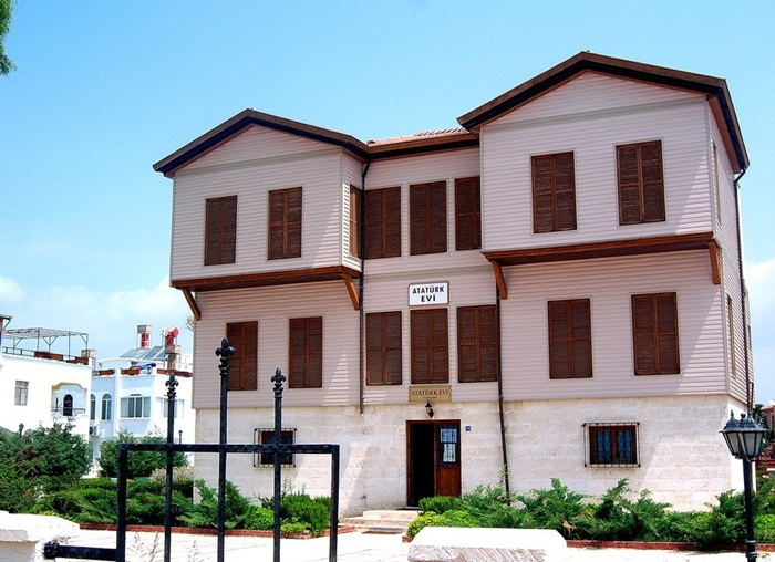 Mersin, Ataturk's House and Museum - Turkey Travel Guide