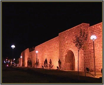 Diyarbakir Ic kale - Turkey Travel Guide
