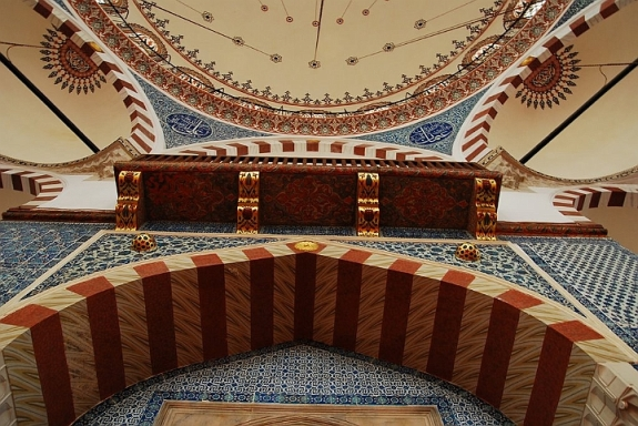 Rustem Pasha Mosque - Turkey Travel Guide