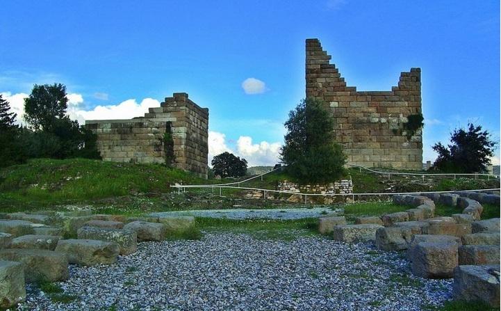 Myndos Gate - Turkey Travel Guide