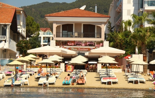 Restaurants in marmaris gt restaurants gt three brothers restaurant