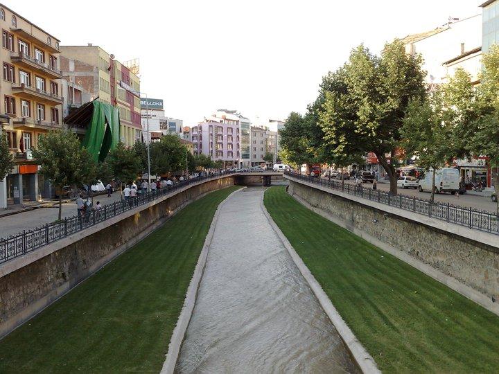 Weather in Kastamonu - Turkey Travel Guide