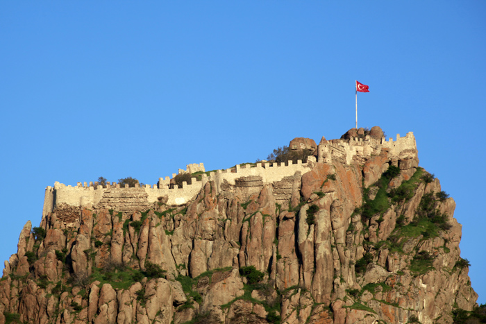 Afyon Turkey  city photos gallery : Afyon > Afyon castle