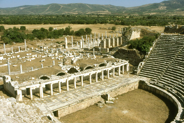Aphrodisias - Turkey Travel Guide
