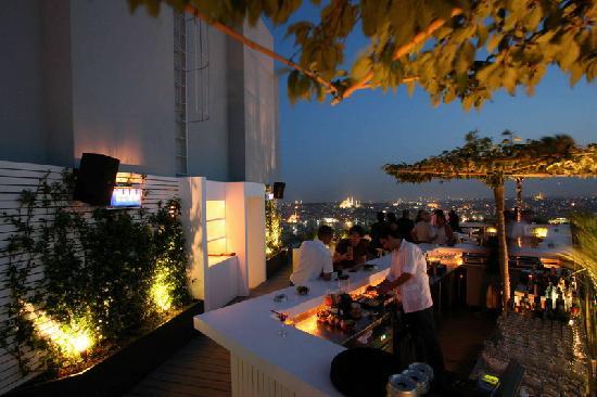Mikla Restaurant Turkey Travel Guide