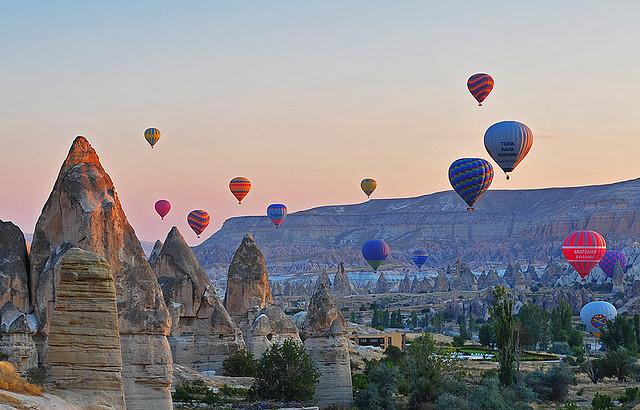 Balloon Tours in Cappadocia - Turkey Travel Guide